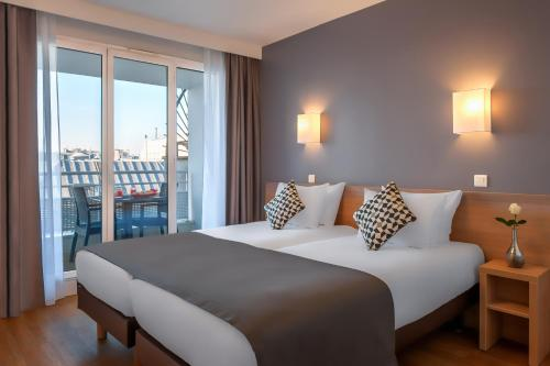 Citadines Bastille Marais Paris : Guest accommodation near Paris 11e Arrondissement