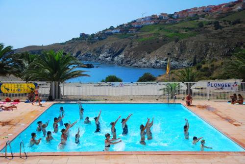 Grand Bleu Vacances – Résidence Le Village des Aloès : Guest accommodation near Cerbère