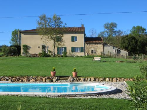 La Maire : Bed and Breakfast near Castagnac