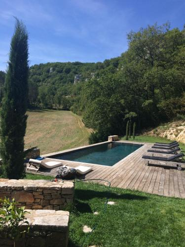 Le Mas de Laval : Bed and Breakfast near Calvignac