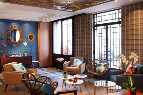 Hôtel Comete Paris : Hotel near Saint-Mandé