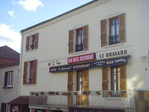 Le Bravard : Hotel near Moriat