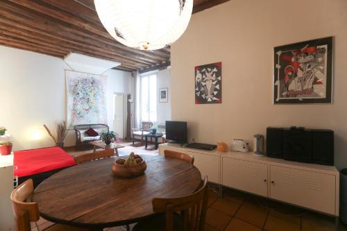 Large Architect flat 65m2 : Apartment near Paris 2e Arrondissement