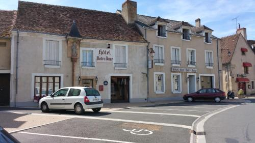 Hotel A Notre Dame : Hotel near Vicq-Exemplet
