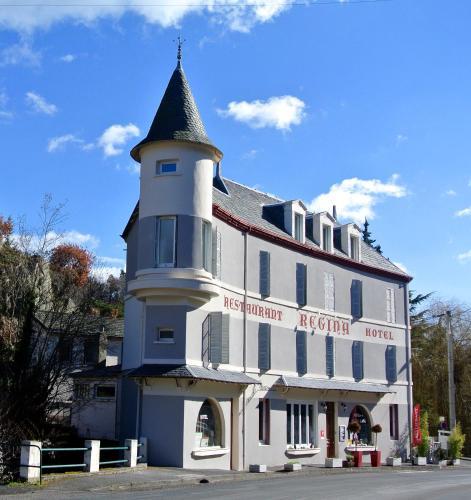 Hotel Regina : Hotel near Tourzel-Ronzières