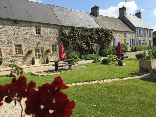 La Lande : Bed and Breakfast near Bricquebosq
