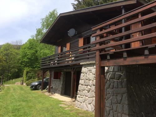 Chalet Braunkopf Alsace : Guest accommodation near Metzeral