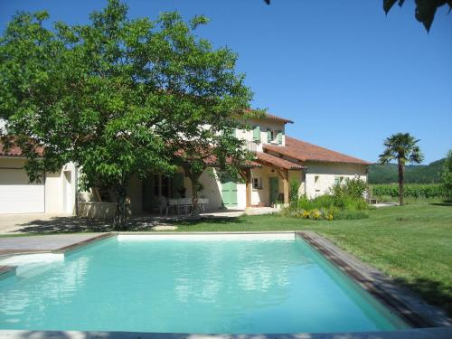 Mas de l'Houvande : Bed and Breakfast near Fargues