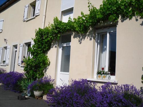 La clé des bois : Guest accommodation near Charleville-Mézières