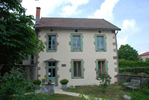 B&B Aire les Biefs : Bed and Breakfast near Châtelus