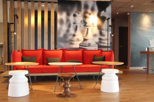 ibis Arcachon la Teste de Buch : Hotel near Gujan-Mestras