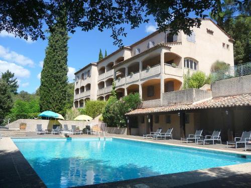 Résidence Les 3 Barbus : Hotel near Générargues