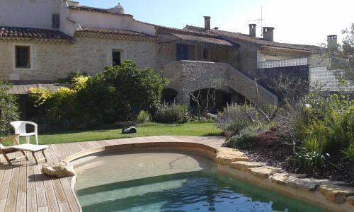 Gite du Castellas : Guest accommodation near La Roque-d'Anthéron