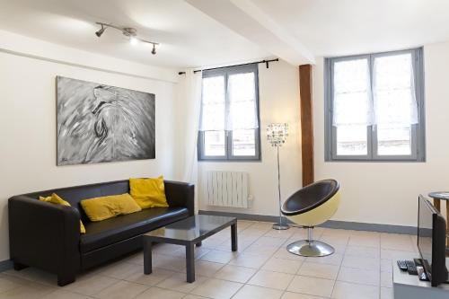 Appartement Moderne : Apartment near Honfleur
