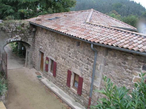 Gîte de l'Oratoire : Guest accommodation near Gilhoc-sur-Ormèze