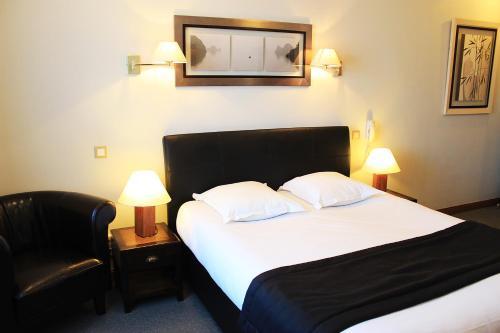 Hotel Porte Mars : Hotel near Houdilcourt