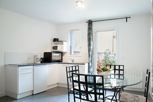Appartement Avec Terrasse : Apartment near Honfleur
