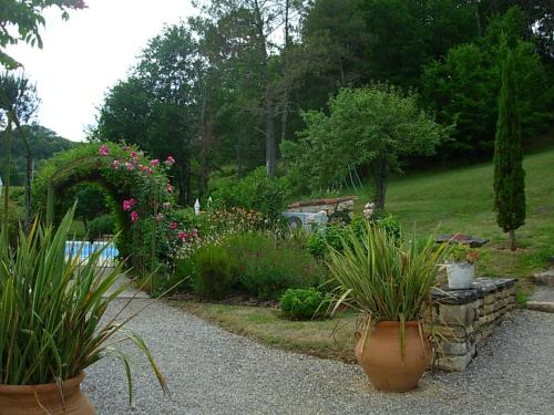 Gite Marliac : Guest accommodation near Sauzet