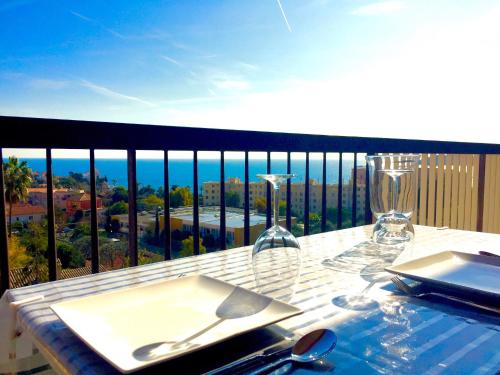 Le Bonaparte : Apartment near Beaulieu-sur-Mer
