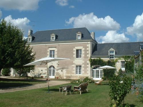 La Closerie du Clos de Ligré : Guest accommodation near Chaveignes