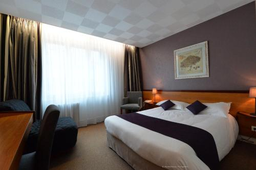 Hotel The Originals Vannes Manche-Océan (ex Inter-Hotel) : Hotel near Vannes