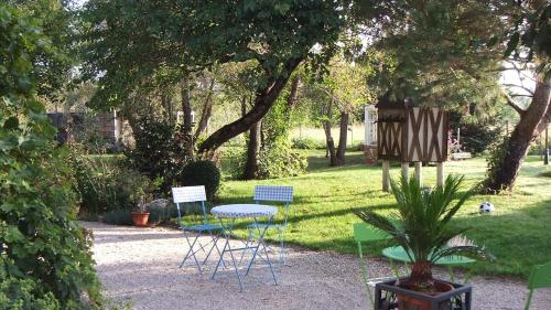 Le Clos de Saint Amour : Bed and Breakfast near Montastruc