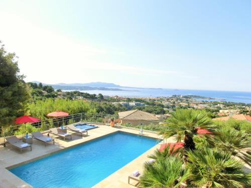 Villa Azur Golf : Bed and Breakfast near Bandol