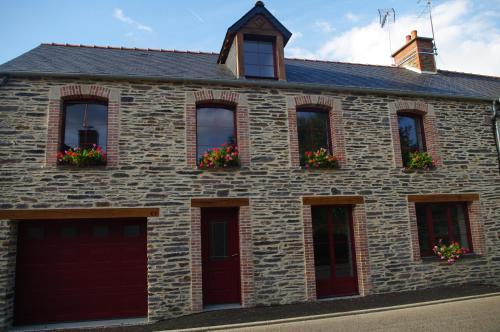 Gîte Des Hirondelles : Guest accommodation near Carentoir
