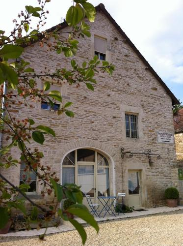 Chez les Prunes : Guest accommodation near Saint-Aubin