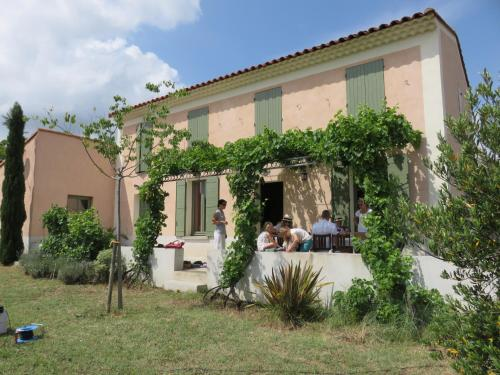 Maison au Lac du Salagou : Guest accommodation near Lacoste