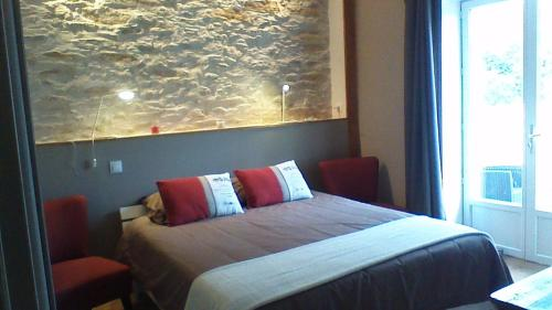 Chambre d'Hôtes le massanous : Bed and Breakfast near Saint-Frichoux