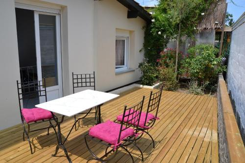 La Petite Testutte : Guest accommodation near Gujan-Mestras