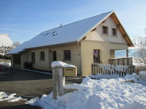 Gîte LA MOUSSETTE : Guest accommodation near Villers-le-Lac