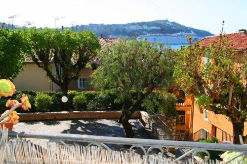 Résidence Place Poullan : Apartment near Villefranche-sur-Mer