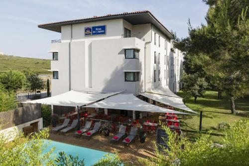 Best Western PLUS Hôtel de l'Arbois : Hotel near Bouc-Bel-Air