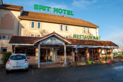 Brit Hotel Agen - L'Aquitaine : Hotel near Moirax