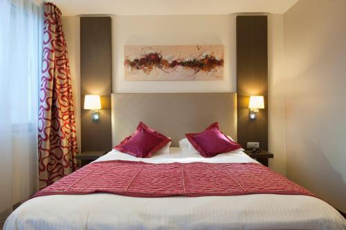 Best Western Hôtel Belfort : Hotel near Romagny