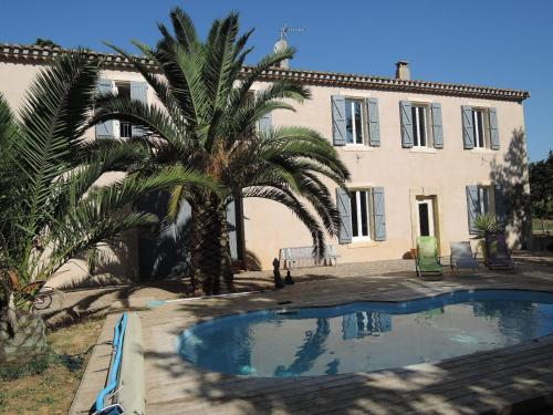 Domaine Les Amarats : Bed and Breakfast near Saint-Marcel-sur-Aude