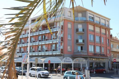 Hotel Mira-Mar : Hotel near Valras-Plage