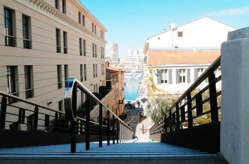 Le Massilia Vieux-Port : Apartment near Marseille 7e Arrondissement