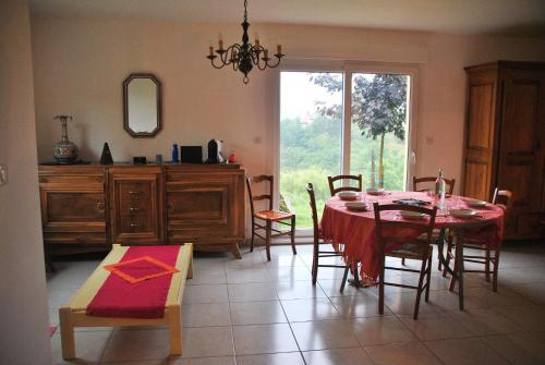 Gite De La Suche : Guest accommodation near Arlebosc