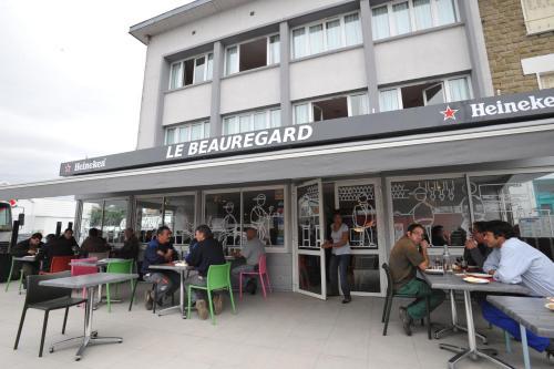 Le Beauregard : Hotel near Larche