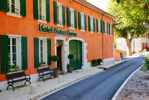 Hôtel Nôtre Dame : Hotel near Collobrières