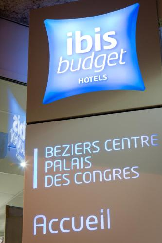 ibis budget Béziers Centre Palais Congres : Hotel near Béziers