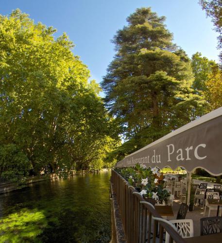Hotel Restaurant du Parc : Hotel near Fontaine-de-Vaucluse