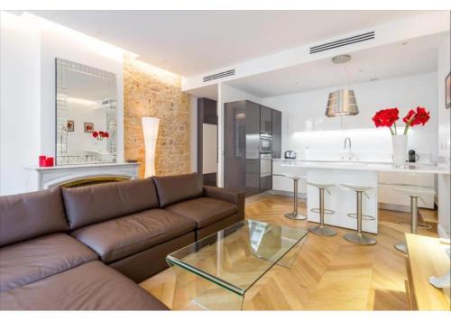 Appartement de luxe Place Bellecour : Apartment near Lyon