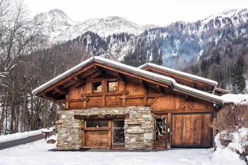 Chalet Jali : Guest accommodation near Les Houches