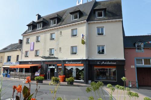 Logis Hôtel.com Restaurant l'Ardoise : Hotel near Parthenay-de-Bretagne