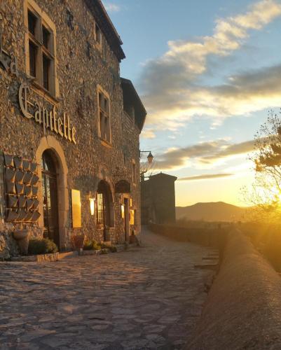 La Capitelle : Hotel near Cruas