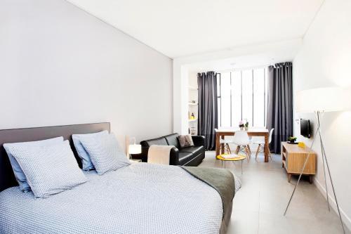 Studios de Charme à Montmartre : Apartment near Paris 18e Arrondissement